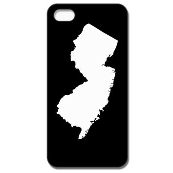 NJ Map IPhone 5C Case