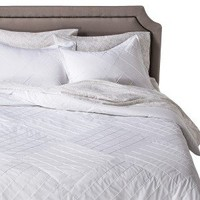 Threshold™ Pleated Comforter Set
