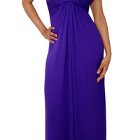 A Legendary One (Purple)-Great Glam is the web's best online shop for trendy club styles, fashionable party dresses and dress wear, super hot clubbing clothing, stylish going out shirts, partying clothes, super cute and sexy club fashions, halter and tube
