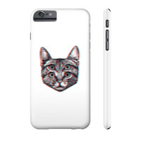 3D Cat Phone Case