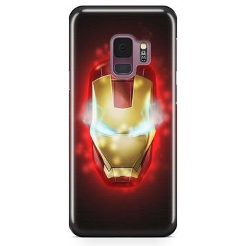 290 Iron Man Comics Samsung Galaxy S9 Plus Case | Casefantasy