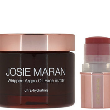 Josie Maran Argan Oil Face Butter with Color Auto-Delivery — QVC.com