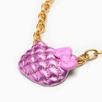 Onch x Hello Kitty Necklace: Cushion