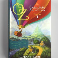 Oz: The Complete Collection Volume One Hardcover