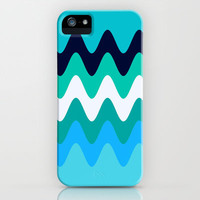 Melting Ice Cream #5 iPhone & iPod Case by Ornaart