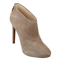 Nine West: Navajoe Leather or Suede Booties