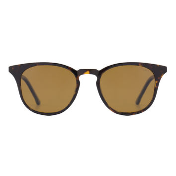 Beaumont Crafted Tortoise Sunglasses