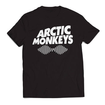 Arctic Monkeys fans Clothing T shirt Men
