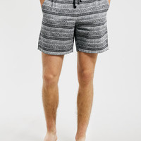 Black Inca Sophomore Shorts - Men's Shorts - Clothing