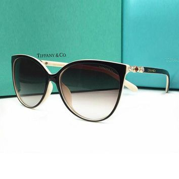 onetow One-nice? Perfect Tiffany Women Casual Summer Sun Shades Eyeglasses Glasses Sunglasses