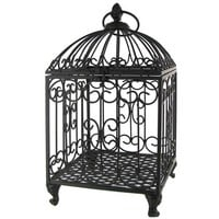 Small Black Bird Cage | Shop Hobby Lobby