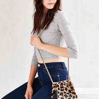 Eleven Thirty Christie Leopard Bucket Bag