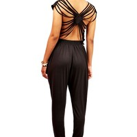 Web Spinner Jumpsuit | Trendy Clothes at Pink Ice