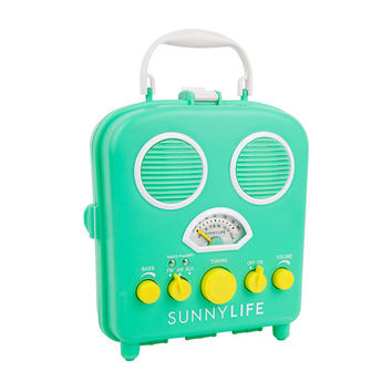 SUNNYLIFE - Beach Sounds   Biscay Green