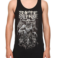 Suicide Silence Demon Tank Top | Hot Topic