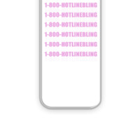 1800 HOTLINEBLING - iPhone 5&5s Case