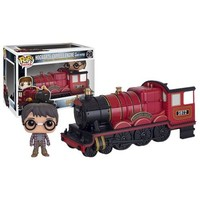 Harry Potter Hogwarts Express Vehicle w/ Harry Potter Pop!