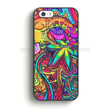 Psychedelic Trippy Art iPhone 5/5S Case  | Aneend.com