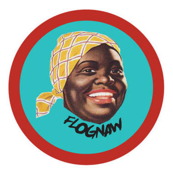 Tyler's Auntie Sticker Red – Odd Future Europe Webstore