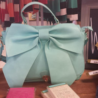 """""""Carrying Your Love With Me"""" Purse - Mint"""
