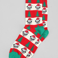 Holiday Icon Sock - Urban Outfitters