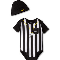 Nike Kids Baseball Jersey Creeper (Infant) Black - Zappos.com Free Shipping BOTH Ways