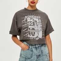 Runaway Youth T-Shirt | Topshop