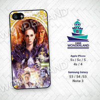iPhone Case, Star Wars, Padmé Amidala, Jadi, iPhone 5 case, iPhone 5C Case, iPhone 5S case, iPhone 4 Case, iPhone 4S Case, Skin, STW04
