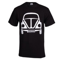 Genuine VW Kafer Beetle Tee - Black - Size Extra Large
