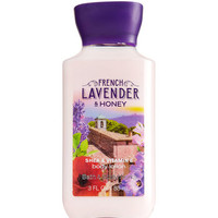 French Lavender & Honey Travel Size Body Lotion - Signature Collection | Bath And Body Works