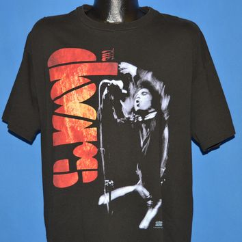 90s The Doors Jim Morrison Concert Ticket t-shirt Extra Large