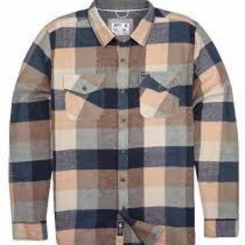 Jetty Arbor Heavy Flannel
