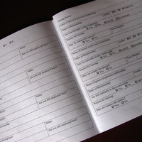 Application to date my son or daughter by JournalingJane on Etsy