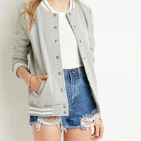 Varsity Striped Jacket