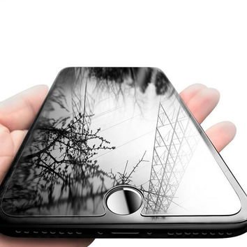 Ultra-thin Tempered Glass For iPhone 7 7Plus & iPhone 6s 6