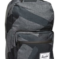 Men's Herschel Supply Co. 'Pop Quiz - Black Portal' Backpack