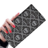 Monster High Women Clutch Wallet
