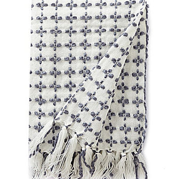 "Southern Living 50x70"" Beckett Throw"