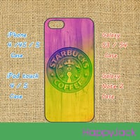 Starbucks - iPhone 5 case, iphone 4 case, ipod touch cas, ipod 5 case, ipod 4 case, samsung galaxy S3 , galaxy S4 case, note 2 case