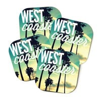 West Coaster Coaster Set