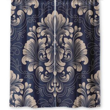Unlined Curtains Royal Victorian