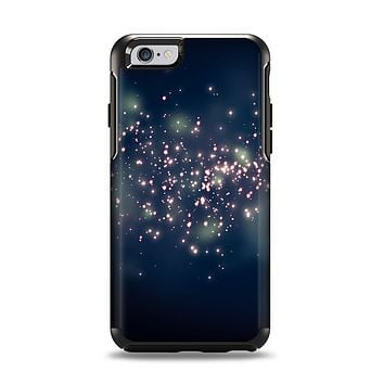 The Dark & Glowing Sparks Apple iPhone 6 Otterbox Symmetry Case Skin Set