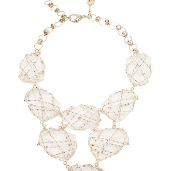 Rosantica Crystal Necklace