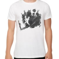 Disney Villains Casting Shadows T-Shirt