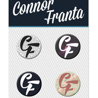 Connor Franta Button Pack