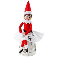 The Elf on the Shelf Rockin' Reindeer Skirt and Saddle Shoes