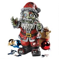 ©Zombie Claus Holiday Statue - CL6691 - Design Toscano