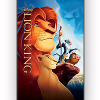 disney lion king for iPhone 4/4S Case **