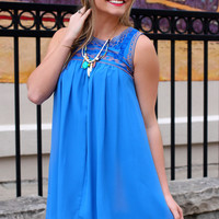 Carolina Blues Dress