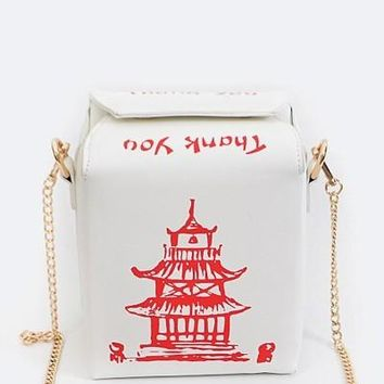 Chinese Take Away Box